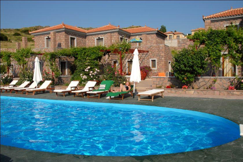 Molivos Castle Hotel